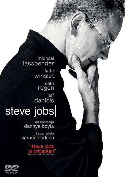 STEVE JOBS, DVD