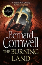 THE BURNING LAND - THE LAST KINGDOM SERIES, BOOK 5