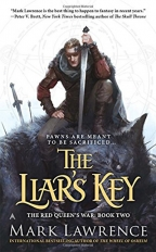 THE LIAR'S KEY - RED QUEEN'S WAR