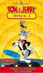 Tom i Jerry kolekcija 3, dvd