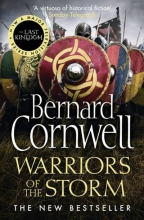 warriors of the storm - the last kingdom series book 9