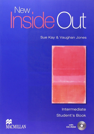 New Inside Out, Intermediate Students' Book, engleski jezik, udžbenik za 3. godinu srednje škole