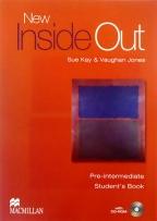 New Inside Out, Pre-Intermediate Student's Book, engleski jezik udžbenik za 2. godinu srednje škole