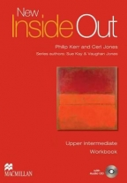 New Inside Out, Upper-Intermediate Workbook, engleski jezik, radni listovi za 2. godinu srenje škole