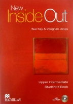 New Inside Out, Upper-Intermediate Student's Book, engleski jezik, udžbenik za 2. godinu srednje škole