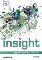 Insight, Upper-Intermediate Student's Book, engleski jezik, udžbenik za 3. godinu srednje škole