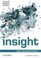 Insight, Upper-Intermediate Workbook, engleski jezik, radna sveska za 3. godinu srednje škole