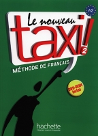 Le nouveau taxi! 2, methode de francais, francuski jezik, udžbenik za 2. godinu srednje škole