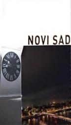 Monografija - Novi Sad, engleski