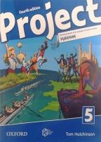 Project 5, engleski jezik, udžbenik za 8. razred osnovne škole - četvrto izdanje