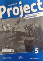 Project 5, engleski jezik, radna sveska za 8. razred osnovne škole - četvrto izdanje