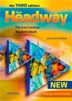 New Headway Pre-Intermediate Student's Book, engleski jezik, udžbenik za 1. godinu srednje škole