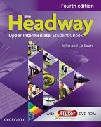 New Headway, Upper-Intermediate Student's Book, engleski jezik, udžbenik za 2. godinu srednje škole