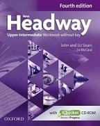 New Headway, Upper-Intermediate Workbook, engleski jezik, radna sveska za 3. godinu srednje škole - četvrto izdanje