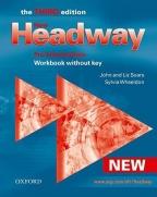 New Headway, Pre-Intermediate Workbook, engleski jezik, radna sveska za 3. godinu srednje škole - treće izdanje