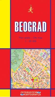 Plan Grada Beograda Goran Jovanovic Delfi Knjizare Sve Dobre