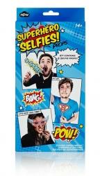 Selfie Kit Superheros
