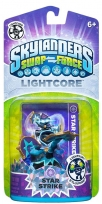 skylanders swap force - lightcore star strike