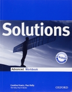 Solutions, Advanced Workbook, engleski jezik za 4. godinu srednje škole