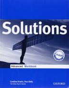 Solutions, Advanced Workbook, engleski jezik za 4. godinu srednje škole