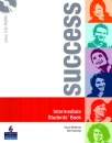 success intermediate students book