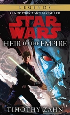 STAR WARS: THRAWN TRILOGY, HEIR TO THE EMPIRE