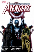 AVENGERS: THE COMPLETE COLLECTION BY GEOFF JOHNS VOLUME 2