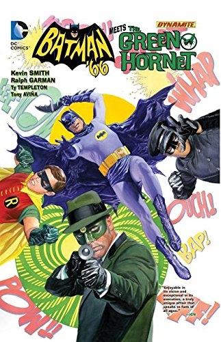 BATMAN '66 - GREEN HORNET
