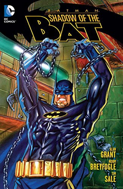 BATMAN VOL. 1: SHADOW OF THE BAT