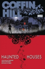 coffin hill vol 3 haunted houses