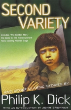 The Collected Stories Of Philip K. Dick: Second Variety Vol 3