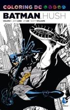 Coloring Dc, Vol. 1: Batman Hush