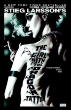 Girl Dragon Tattoo, Book 1