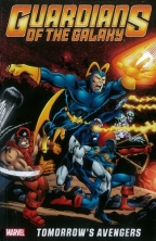 GUARDIANS OF THE GALAXY: TOMORROW'S AVENGERS - VOLUME 1