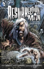 Resurrection Man Vol. 1: Dead Again