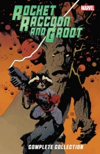 ROCKET RACCOON & GROOT - THE COMPLETE COLLECTION