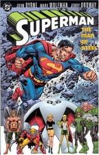 SUPERMAN: MAN OF STEEL, VOL. 3
