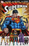superman man of steel vol 5