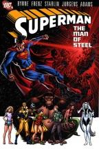 SUPERMAN: MAN OF STEEL, VOL. 6
