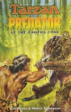 tarzan vs predator at the earths core
