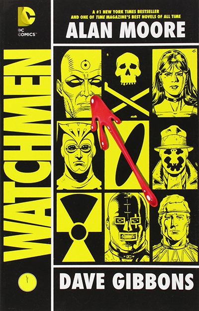 Watchmen, (International Edition)