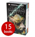 STAR WARS READERS DK COLLECTION