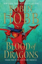 BLOOD OF DRAGONS - RAIN WILDS CHRONICLES