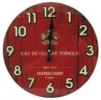 Bordo zidni sat, 30 cm