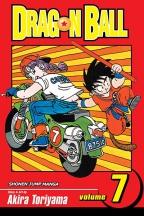 Dragon Ball, Vol. 7 (Sj Edition): General Blue And The Pirate Treasure