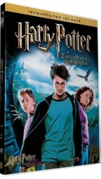 dvd harry potter 3 zatvorenik azkabana