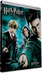 DVD HARRY POTTER 5: RED FENIKSA