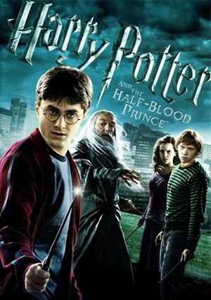 DVD HARRY POTTER 6: POLUKRVNI PRINC