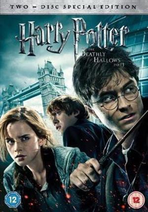 Harry potter 7: darovi smrti, prvi deo DVD