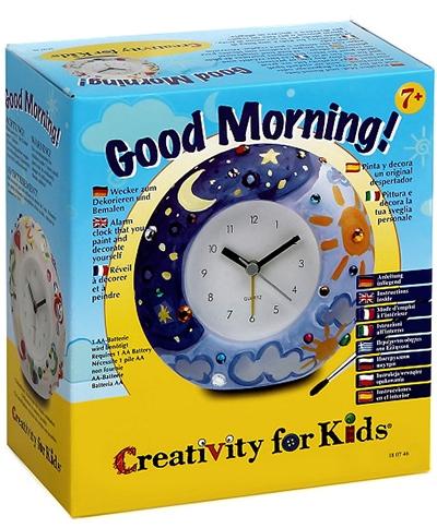 Creativity for kids, Sat budilnik